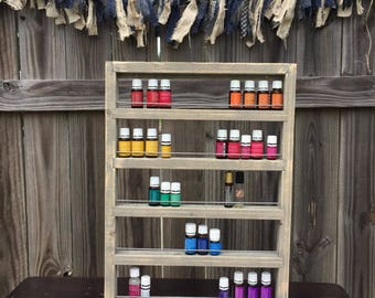 Essential Oil Shelf, Oil Shelf, Essential Oil Wall Storage, Nail Polish Shelf, Essential Oil Storage, Wall Shelf, for 70 15ml bottles