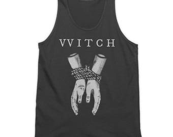 Witch Tank Top Hands Tied