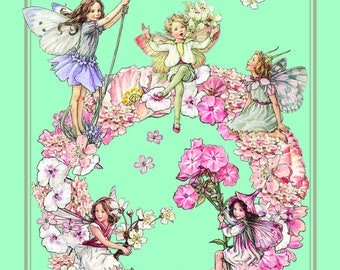 FLOWER FAIRIES DIARY 2018