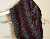 Infinity Scarf Crochet PA...