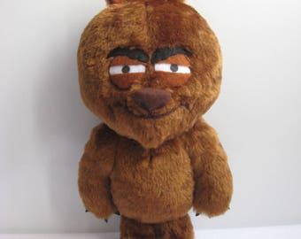 Brickleberry  Malloy. Angry Bear. Plush Toy.