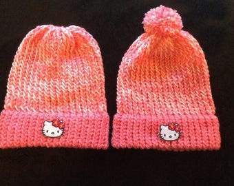 Hello Kitty Beanie #53