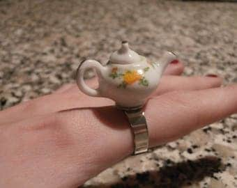 porcelain tea kettle ring