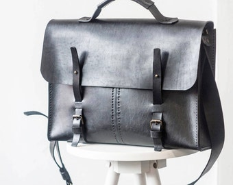 Leather briefcase, leather messenger bag, leather bag purse, leather satchel, leather crossbody bag, leather handbag, leather shoulder bag