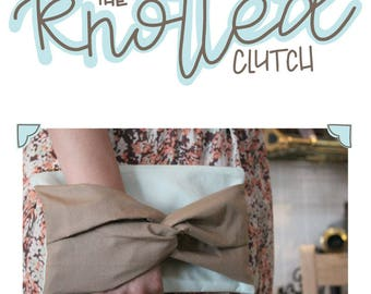 Knotted Clutch Pattern