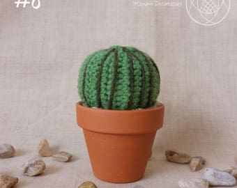 Cactus #8 (crochet)