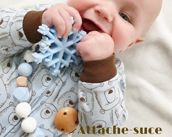 Pacifier clip-personalized
