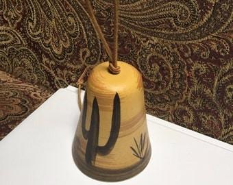 Pacific Stoneware Ceramic Bell