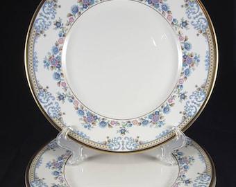 "Minton Avonlea Four 10 3/4"" Dinner Plates S-767 8 Available"