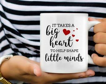 Teacher Appreciation Mug, Teacher Mug, Teacher Gift