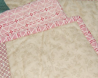 Quilt Binding Service w/ Binding Provided, Hand Sewn Quilt Binding