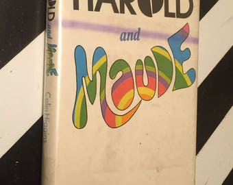 Harold and Maude by Colin Higgins (1971) first edition book