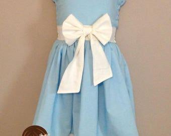 Alice in Wonderland Dress   Girls Alice Dress   Alice in Wonderland Birthday   Alice Tea Party Dress   Alice Theme Park Dress