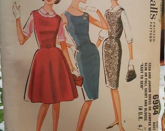 Vintage McCalls #6984 size14