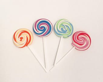 Colorful Lollipop Erasers for Back To School Home Office Planner Accessories School Supplies Cute Girly Erasers for School