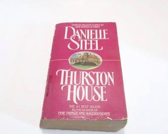 Thurston House by Danielle Steel  Paperback  Romance