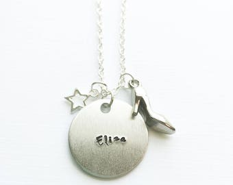 Schuyler Sisters, Angelica, Eliza, and Peggy, Hamilton, sisters jewelry, best friend jewelry, Hamilton jewelry, Hamilton necklace