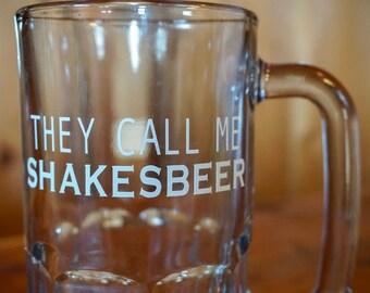 Shakesbeer Mug