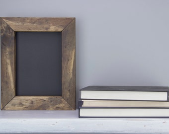Rustic Chalkboard | Chalkboard with Stand | Magnetic Chalkboard | Sign | Wedding Sign | Farmhouse Decor | Industrial Magnetic Chalkboard