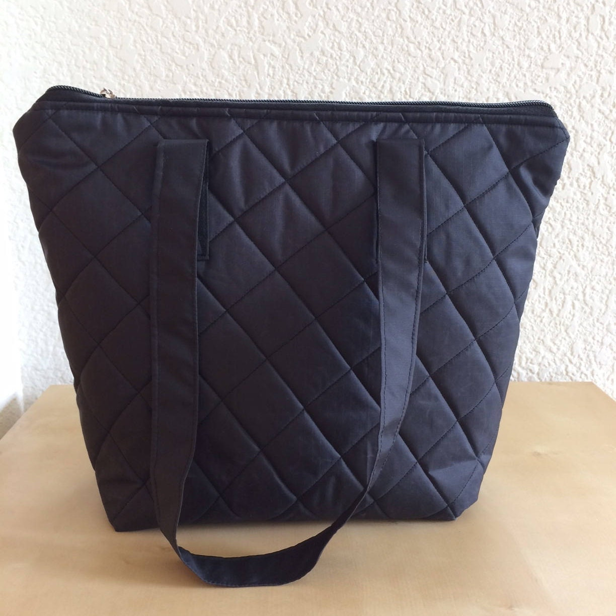 Quilted Nylon Fabric 47