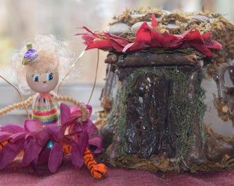 Uniquely Whimsical Flower Fairies