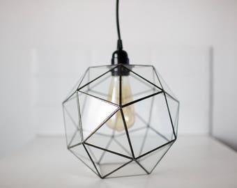 Hanging lamp - Pendant lamp - Geometric Lamp - Home decor - Loft Light - Industrial Lamp - Chandeliers lamp - modern lighting