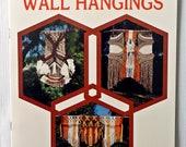 Vintage Macramé Patterns - Macramé Wall Hangings - Boho Wall Hanging Patterns - Large Macramé Wall Hanging Patterns - 1970s Macramé Crafts