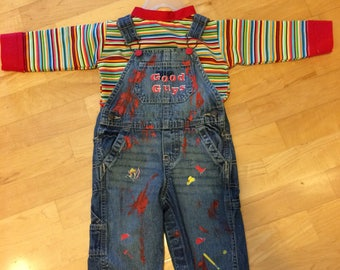 Chucky Costume good guy updated sizes (60.00 - 100.00)