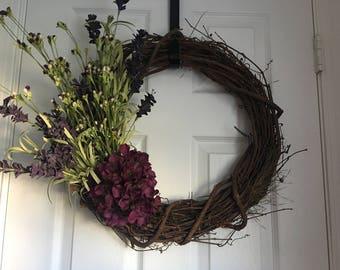 18 inch Grapevine Wreath