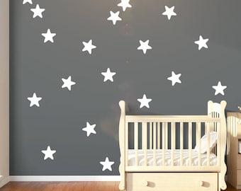 30 Star Fish Shape Wall Stickers
