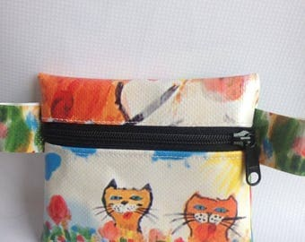 CAT COIN PURSE-GATTOROSSO