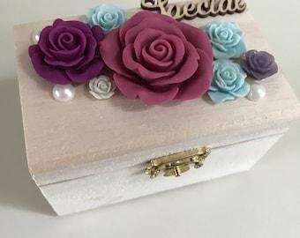 Rose Small Storage Box