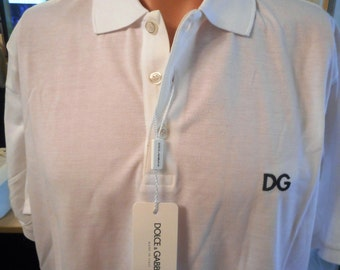 Very Nice Shirt  by DOLCE & GABBANA  Size Large    Never Worn,   Still With Tags On It