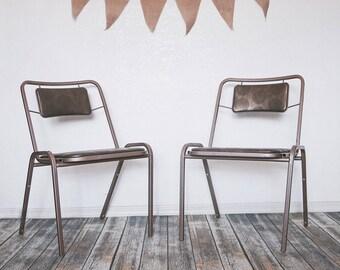 Vintage Samsonite Shwayder Bros Chair, Mid Century Chairs