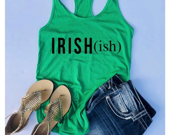 Drinks well with others - St Patricks Day - Drinking shirt - St Patty's Day - shamrock shirt - Irish drinking team - beer shirt - St Pattys