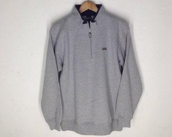 Vintage Elf Lubrifiants Sweatshirts Size L