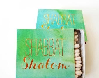 Shabbat Shalom Matches