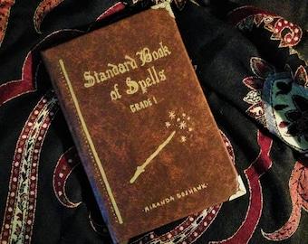Standard Book of Spells Hardbound Journal