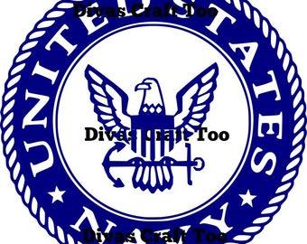 US Navy Logo SVG