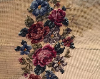 Needlepoint Canvas to Complete