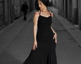 A media luz dress/dress