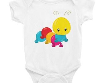 Baby Bug One Piece Undershirt/ nfant Bodysuit