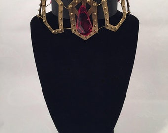 Melisandre Game of Thrones Necklace Choker Gift Halloween Costume