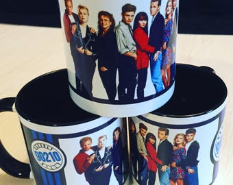 Beverly Hills 90210 Mug and Magnet