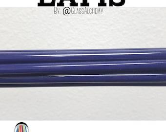 Lapis 1st Quality Rod by Glass Alchemy