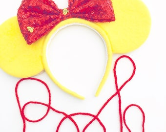 Winnie the Pooh Mouse Ears