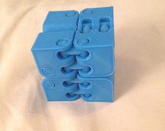 Kobayashi Fidget Cube - Blue Full Size