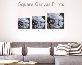 Square Canvas Wall Decor