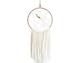 Geometric Dream Catcher,Bohemian,Yoga Studio Decor,Wall Hanging,Gift For Her,Baby Shower Gift,Nursery Decor,Dorm Decor,Valentines Day