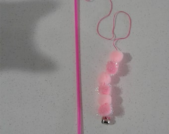 Pommies Cat Toy With Bell